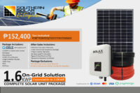 1.6KWP On-Grid Solution (High End)
